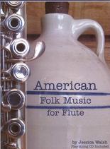 american folk music for flute walsh bk cd