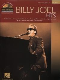 PIANO PLAY ALONG 62 Billy Joel Hits Book & CD