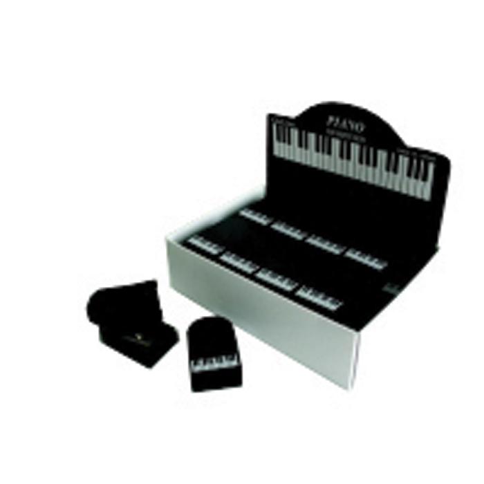 Piano-shaped pencil sharpener image