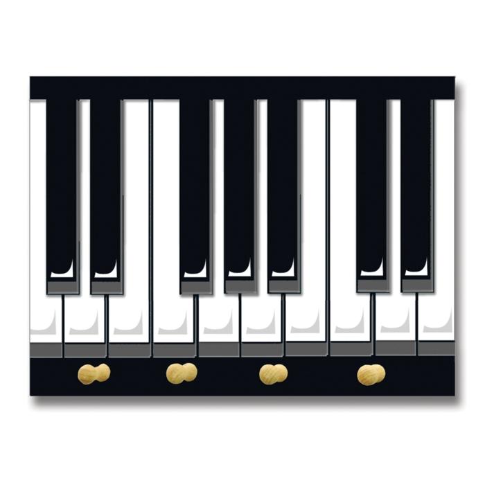 Keyholder Piano Keys Sheet Music From Music Exchange